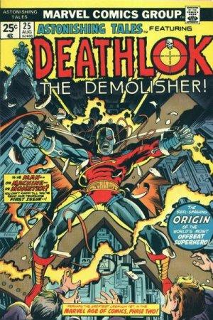 Astonishing Tales # 25 Issues V1 (1970 - 1976)