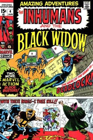 Amazing Adventures # 4 Issues V1 (1970 - 1976)
