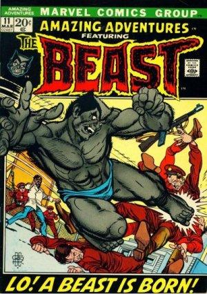 Amazing Adventures # 11 Issues V1 (1970 - 1976)