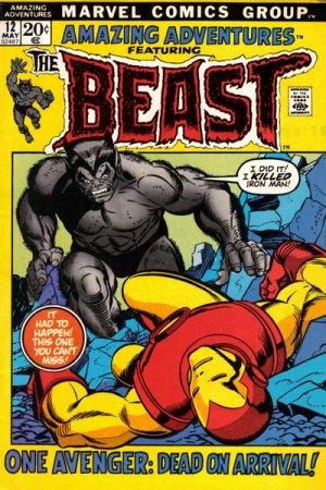 Amazing Adventures # 12 Issues V1 (1970 - 1976)