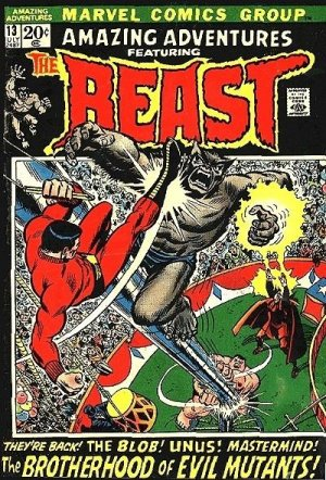 Amazing Adventures # 13 Issues V1 (1970 - 1976)