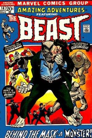 Amazing Adventures # 14 Issues V1 (1970 - 1976)