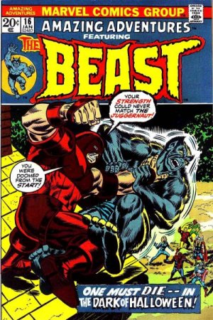 Amazing Adventures # 16 Issues V1 (1970 - 1976)