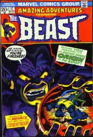 Amazing Adventures # 17 Issues V1 (1970 - 1976)