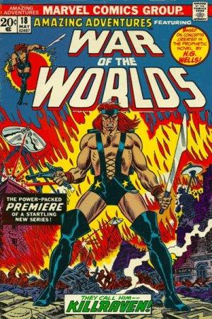Amazing Adventures # 18 Issues V1 (1970 - 1976)