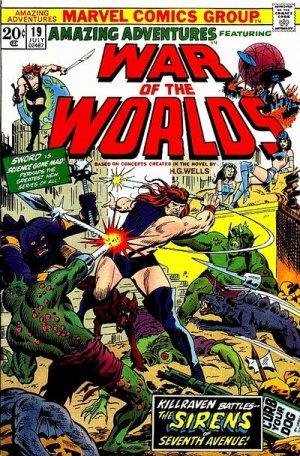 Amazing Adventures # 19 Issues V1 (1970 - 1976)
