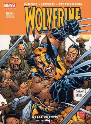 Wolverine édition TPB Softcover