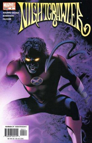 Nightcrawler # 4 Issues V3 (2004 - 2006)
