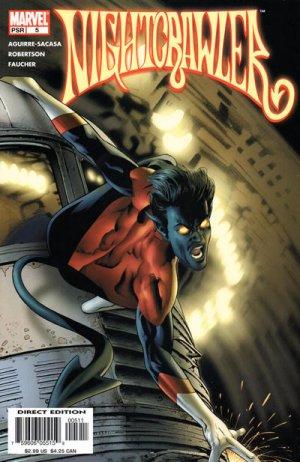 Nightcrawler # 5 Issues V3 (2004 - 2006)