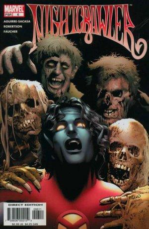 Nightcrawler # 6 Issues V3 (2004 - 2006)