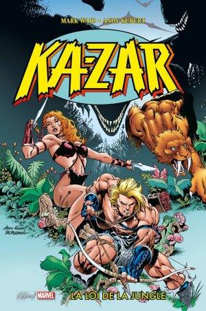 Ka-Zar - La Loi de la Jungle édition TPB hardcover (cartonnée)