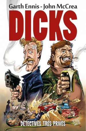Dicks édition TPB softcover (souple)