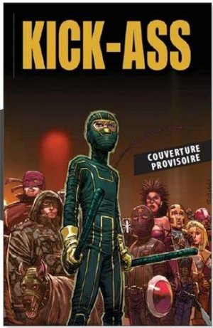 Kick-Ass édition TPB HC - Coffret Deluxe Fusion Comics (2013)