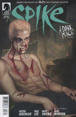 Spike # 3 Issues V2 (2012)