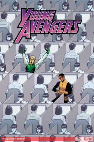 Young Avengers # 6 Issues V2 (2013 - 2014)