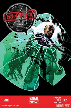 Secret Avengers # 5 Issues V2 (2013 - 2014)