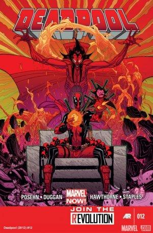 Deadpool # 12 Issues V4 (2012 - 2015)