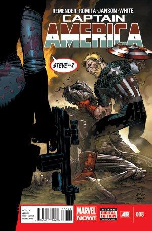 Captain America # 8 Issues V7 (2012 - 2014)