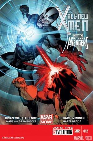All-New X-Men # 12 Issues V1 (2012 - 2015)