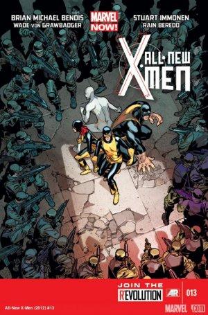 All-New X-Men # 13 Issues V1 (2012 - 2015)