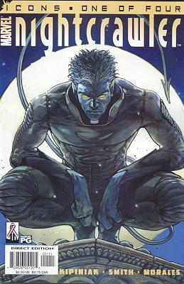 Nightcrawler édition Issues V2 (2002)