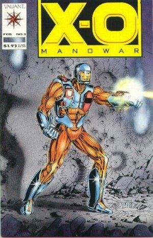 X-O Manowar édition Issues V1 (1992 - 1996)