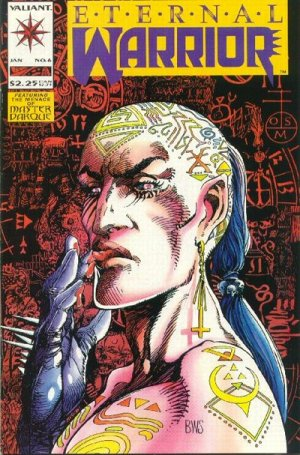 Eternal Warrior # 6 Issues V1 (1992 - 1996)