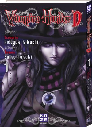 Vampire hunter D édition Simple