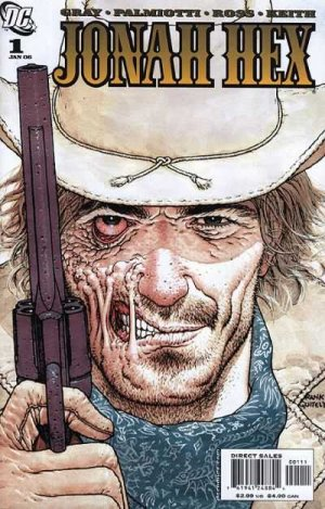 Jonah Hex édition Issues V2 (2006 - 2011)