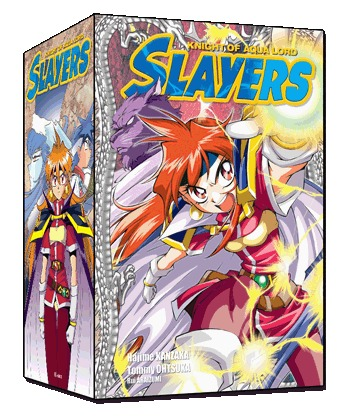 Slayers - Knight of Aqua Lord édition Collector