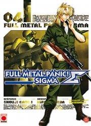 Full Metal Panic - Sigma #4