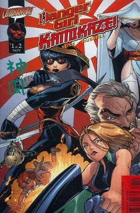 Danger Girl - Kamikaze édition Issues