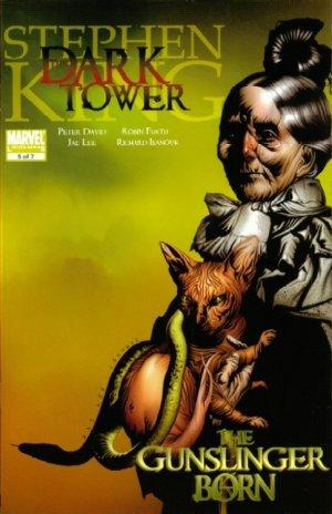 Dark Tower - The Gunslinger Born # 5 Issues