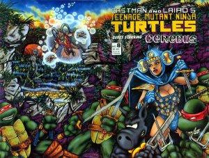 Les Tortues Ninja # 8 Issues V1 (1984 - 1993)