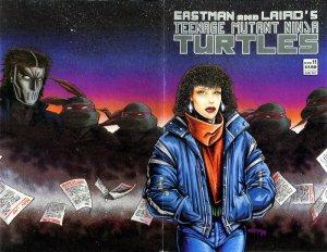Les Tortues Ninja # 11 Issues V1 (1984 - 1993)