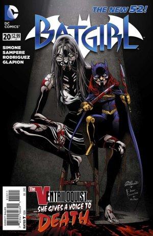 Batgirl # 20 Issues V4 (2011 - 2016) - The New 52