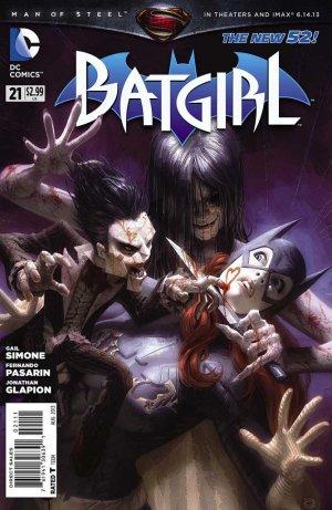 Batgirl 21 - Enclosure