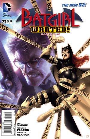 Batgirl # 23 Issues V4 (2011 - 2016) - The New 52