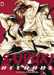 Saiyuki Reload 8