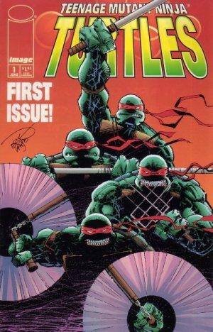Les Tortues Ninja #1