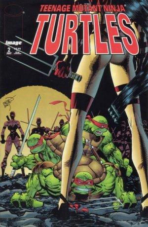 Les Tortues Ninja #2