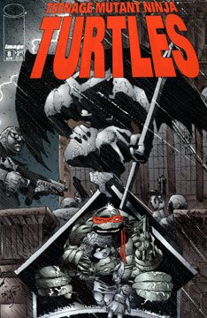 Les Tortues Ninja #8
