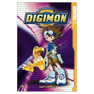 Digimon Adventure édition USA