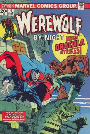 Werewolf By Night # 15 Issues V1 (1972 - 1977)
