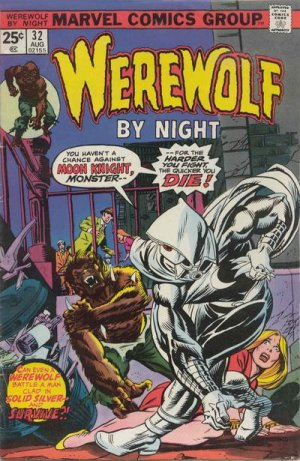 Werewolf By Night # 32 Issues V1 (1972 - 1977)