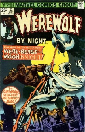 Werewolf By Night # 33 Issues V1 (1972 - 1977)