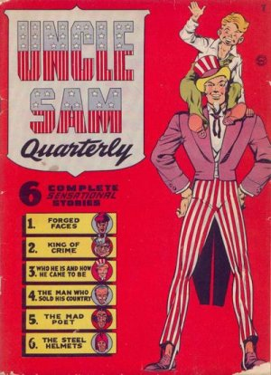 Uncle Sam Quarterly édition Issues V1 (1941 - 1943)