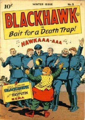 Blackhawk édition Issues V1 (1944 - 1956)