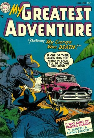 My greatest adventure édition Issues V1 (1955 - 1964)