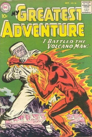 My greatest adventure # 36 Issues V1 (1955 - 1964)